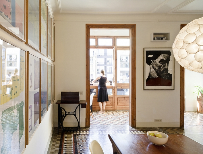 Meet the Behommers: Anna & Eugeni Bach, architects