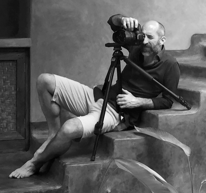 Meet the Behommer: Ed Reeve, photographer